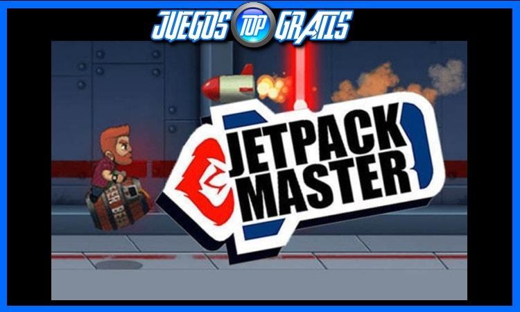 Juego Jetpack Master