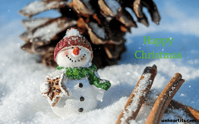 merry christmas images editor