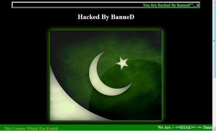50 More Websites Hacked By PCA (BanneD™ And <=Shak=>)