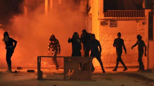 المهدية : إيقاف 16 قاصرا شاركوا في أعمال الشغب