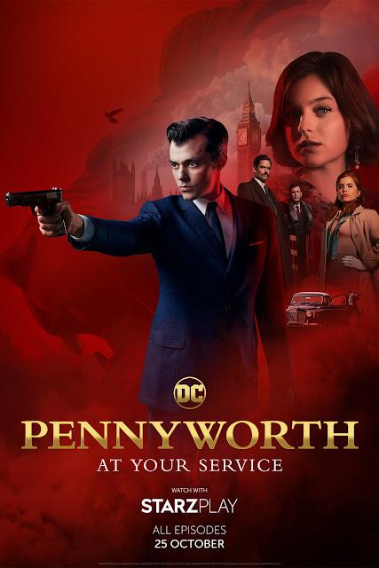 Pennyworth (2019-) ταινιες online seires xrysoi greek subs