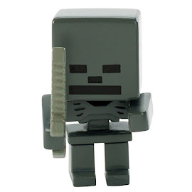Minecraft Unknown Series Wither Skeleton Mini Figure