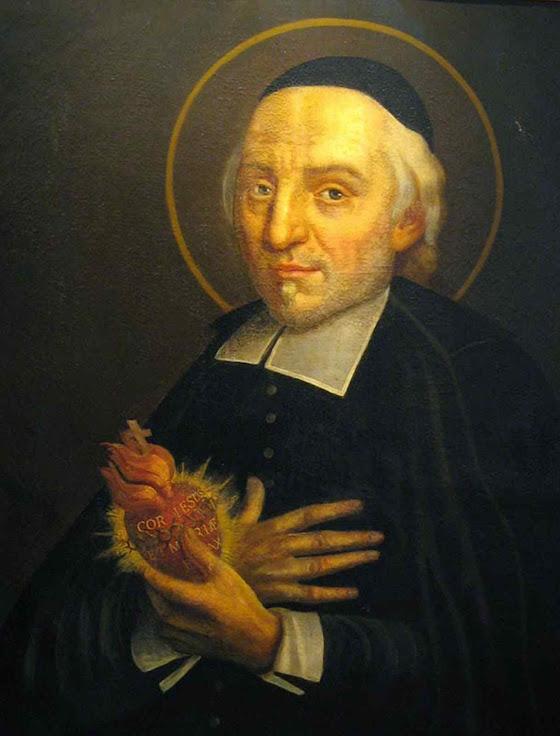 São João Eudes foi o único anotador e grande difusor da espiritualidade de Soeur Marie des Vallées