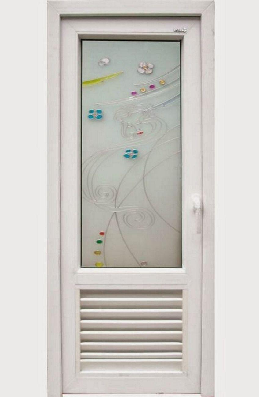 pintu aluminium wc 1