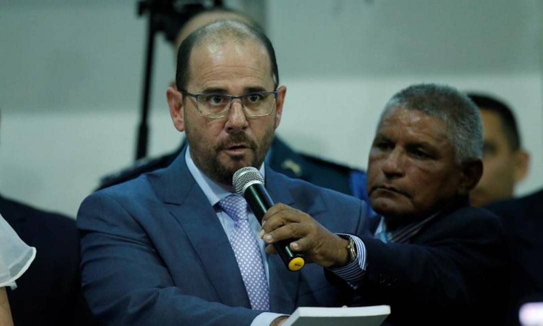 Vice-governador também doa salário por 3 meses para combate ao covid-19