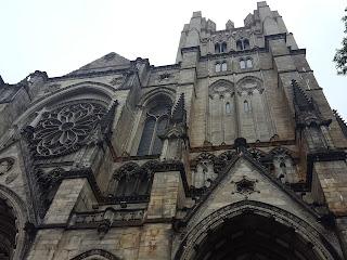arquitectura catedral san juan el divino