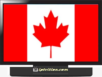 IPTV Canada m3u channels GRATUIT