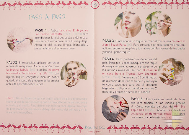 Indian Summer, la Beautiful Box de Septiembre de enfemenino