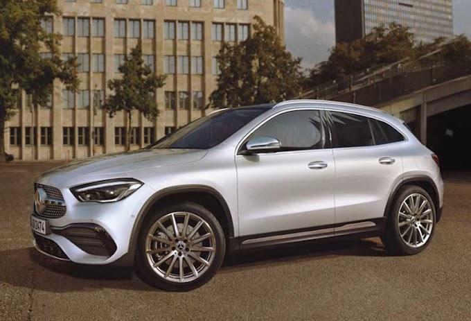Γνωρίστε από κοντά την αμιγώς ηλεκτρική EQA και την υβριδική GLA της Mercedes-Benz
