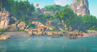 Biomutant, Best Exploration Game, Open World Game
