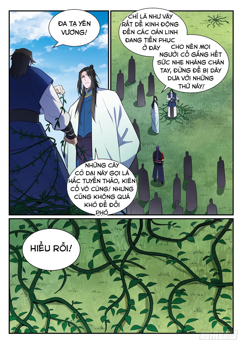 Bách Luyện Thành Thần Chapter 403 video - Hamtruyen.vn