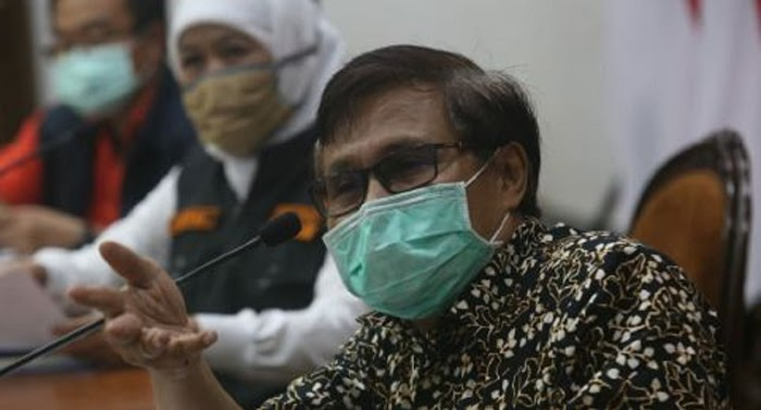 Tim Epidemiologi Unair Sebut PSBB Surabaya Raya Abal-abal