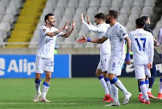 """""""Υπογραφή"""" Πίττα στη νίκη της Κύπρου «Κύπρος 1-0 Σλοβενία» (photos)"""