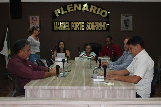 Vereadores discutem pontos importantes para o êxito de ações no município de Viçosa