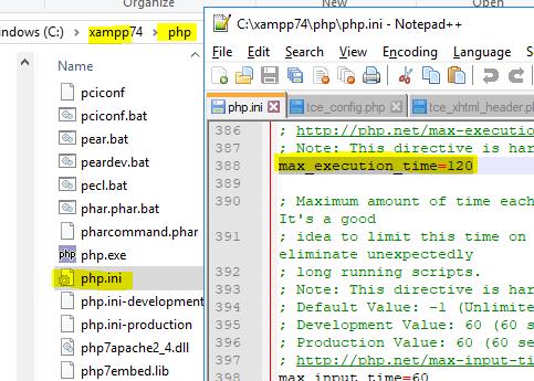 Tutorial Instalasi Aplikasi CBT TCExam di Xampp