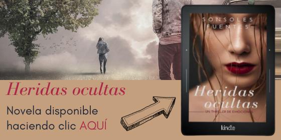 descarga novela negra Heridas ocultas una novela intimista de Sonsoles Fuentes