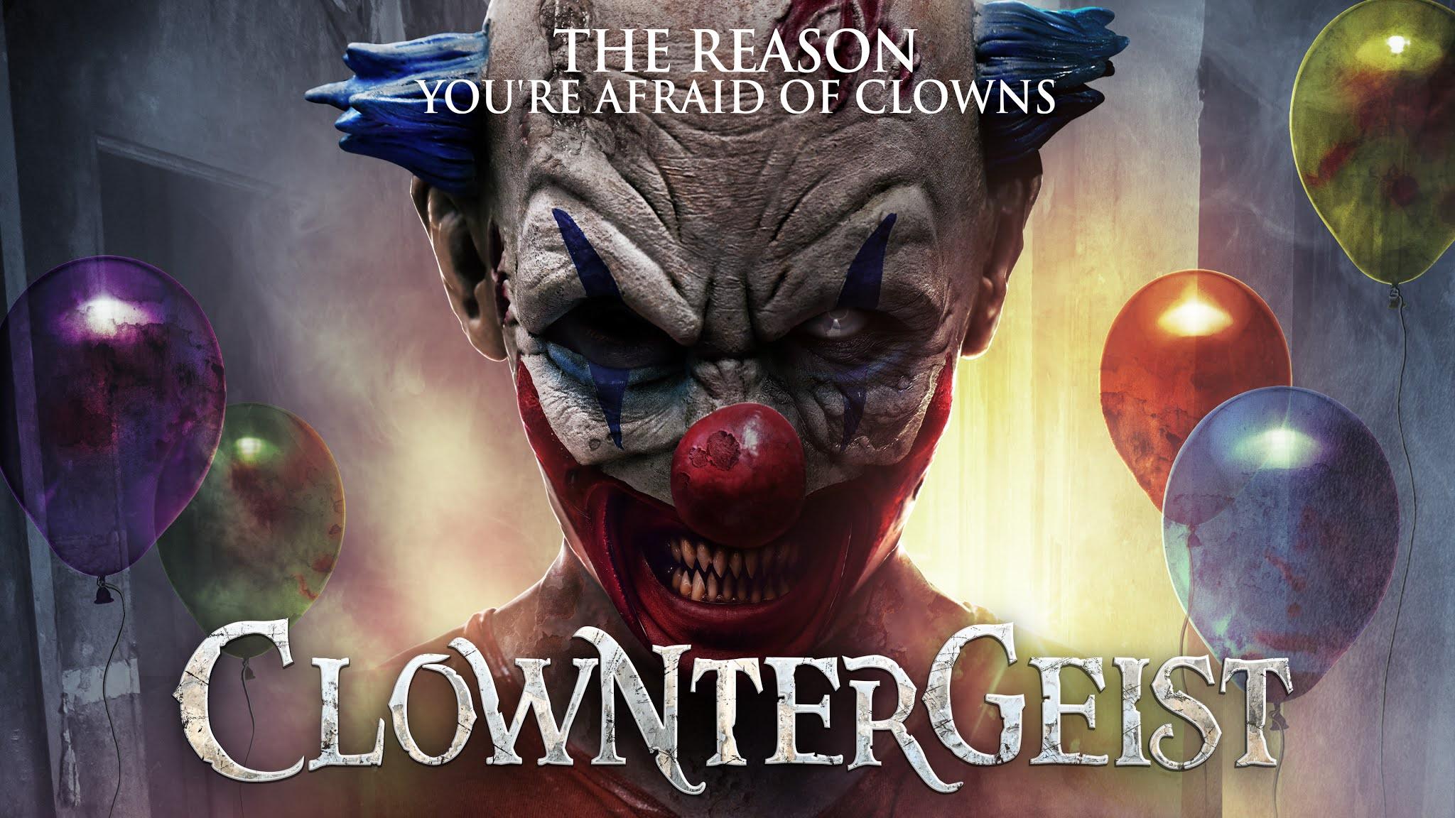 Clowntergeist (2017) WEBDL Subtitle Indonesia
