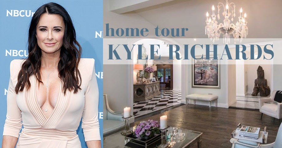 Kyle Richards House Tour