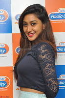 Shravya in skirt and tight top at Vana Villu Movie First Song launch at radio city 91.1 FM ~  Exclusive 23.JPG