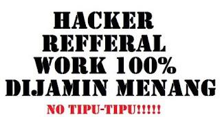 Refferal Hack Untuk Agen poker Online ! 100% Menang Terus