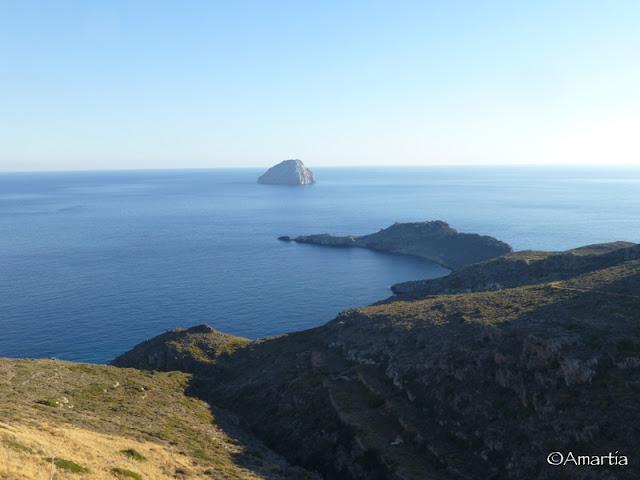 Cythère Kapsali Grèce