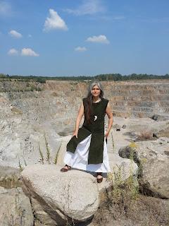 Sanscrit - Die weisse Büffelfrau