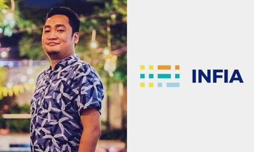 Biodata Andrey Noelfry Tarigan Si Co Founder of Infia Group, Pemilik Dagelan