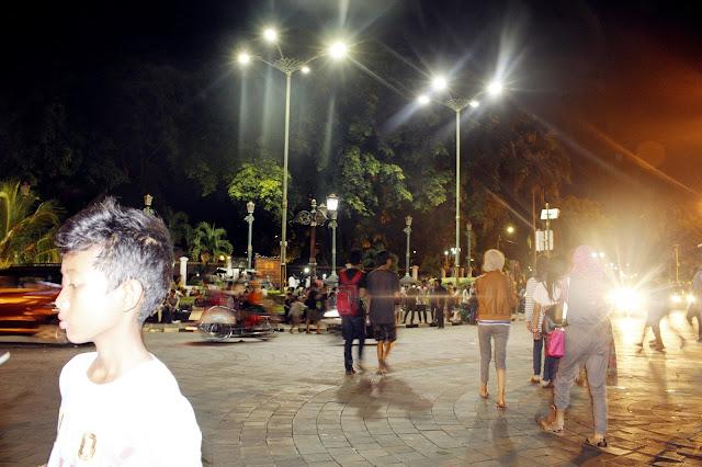 Sekaten dan Pasar Malam di Yogyakarta