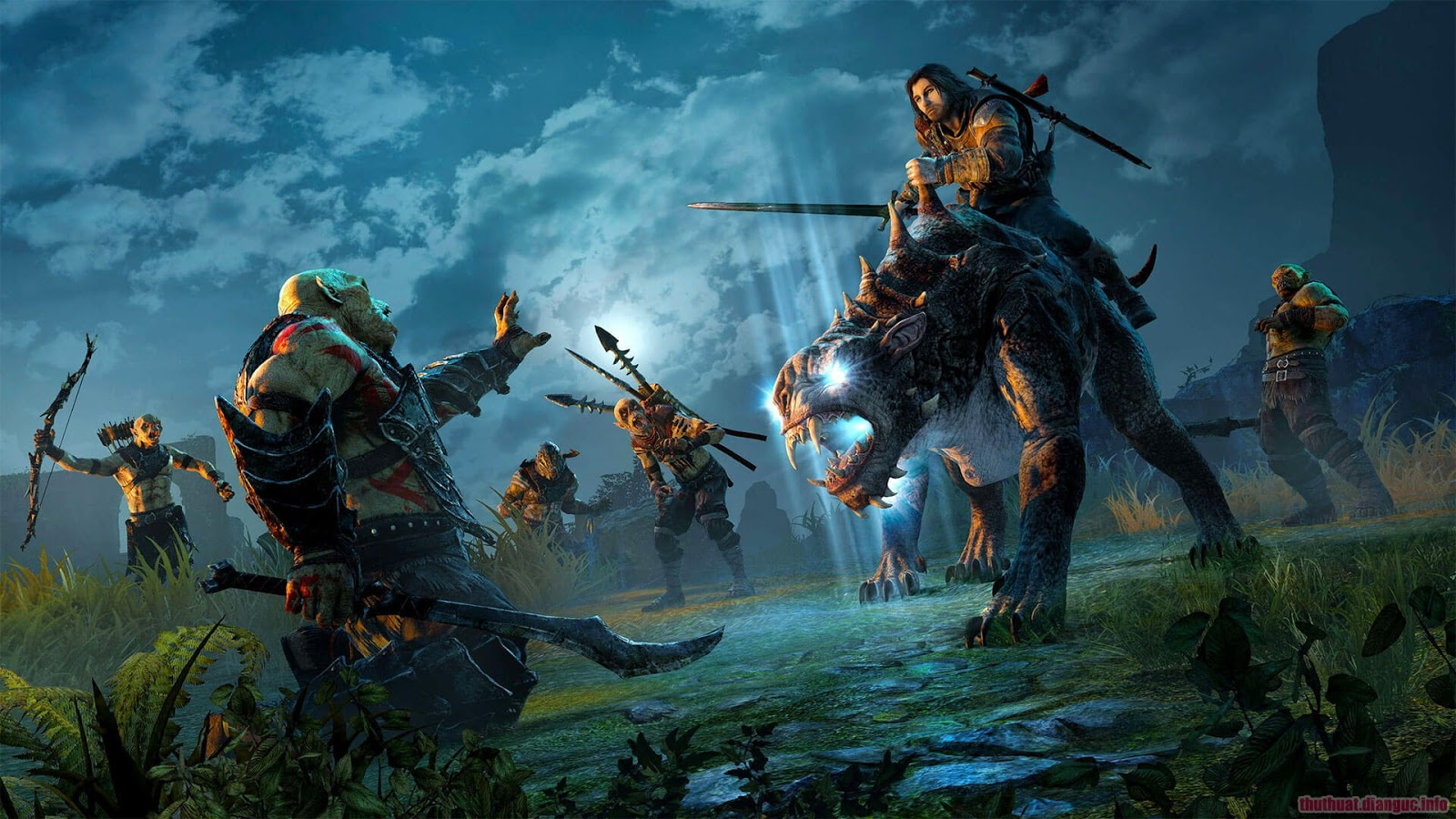 Download Game Middle-Earth: Shadow of War Full Crack