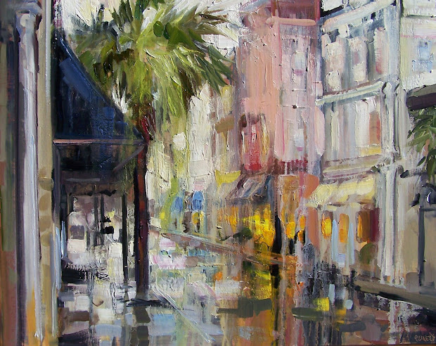 "Rick Reinert - ""studies In Sunlight And Rain"" ""heavy Rain Lower King"" King Street"