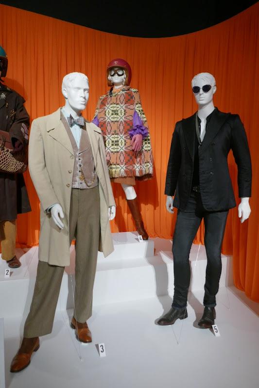 Good Omens TV costumes