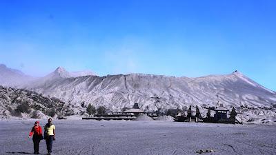 Gunung Bromo di Malang