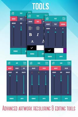 تطبيق Business Card Maker للأندرويد, تطبيق Business Card Maker مدفوع للأندرويد, Business Card Maker apk