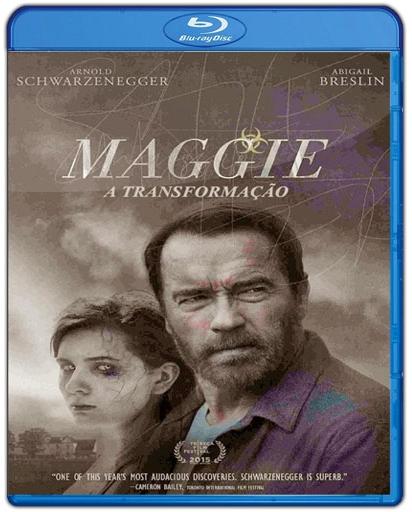 Baixar Maggie A Transformação AVI Dual Áudio BDRip Torrent