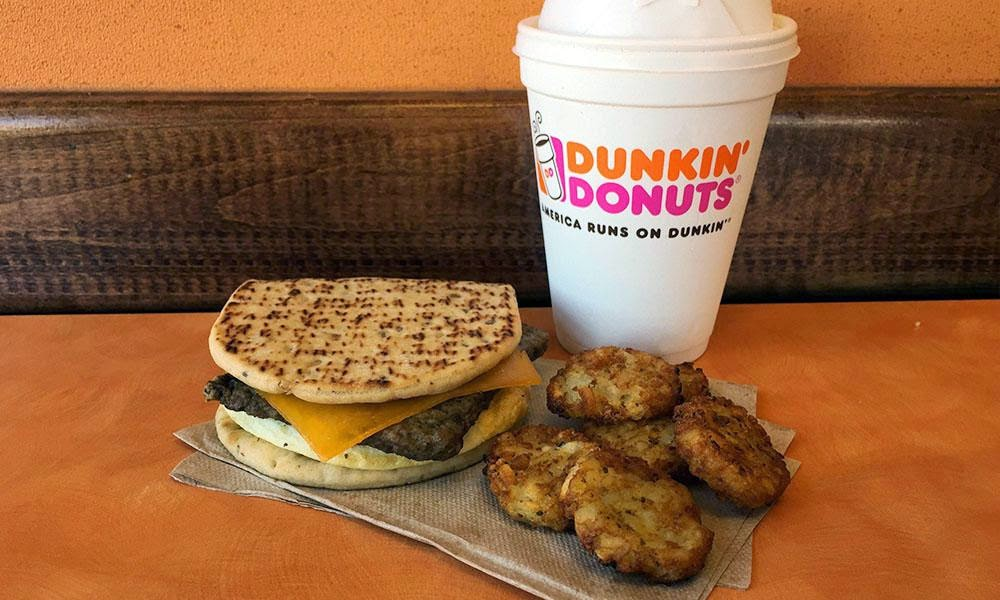 Dunkin Donuts Menu and Price List Latest 2017