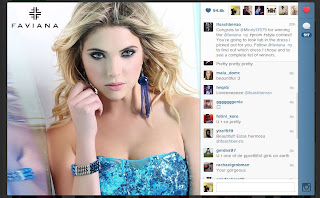Faviana Ashley Benson