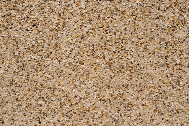 Stony pebblestone wall texture