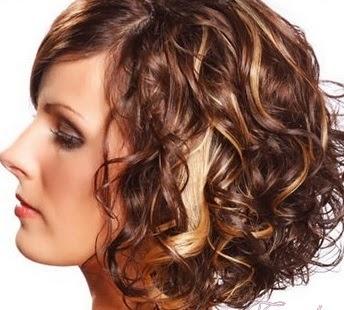 10 Model Rambut Keriting Terbaik Terpopuler Tips Pedek Gambar Jagung