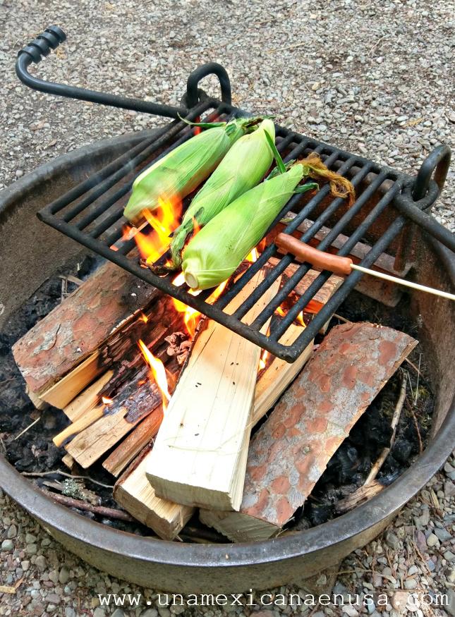 Nuestra primera experiencia acampando en el Glacier Park by www.unamexicanaenusa.com