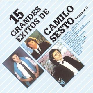 Camilo Sesto - Amor De Mujer (1983)