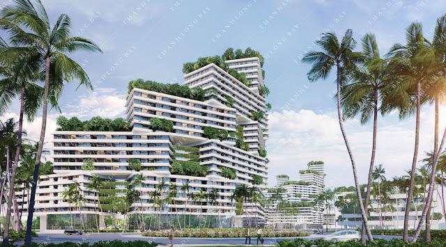 Căn hộ tại dự án Thanh Long Bay, giá hấp dẫn m73 bán đợt 1.