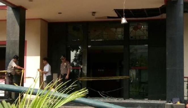 Diduga Teroris, Ledakan di Duren Sawit Terdengar Hingga Radius 400 Meter