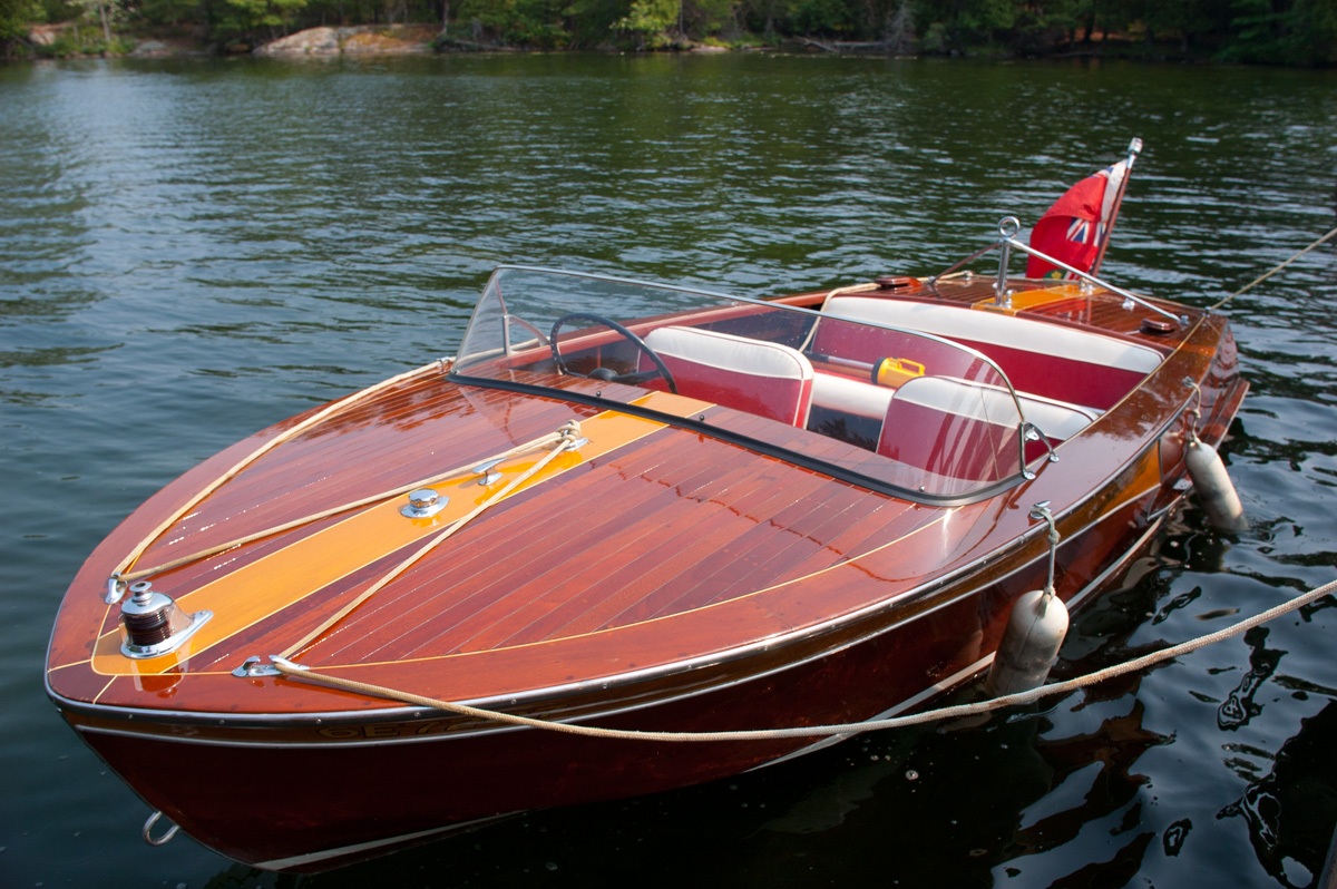 Wooden Boats General