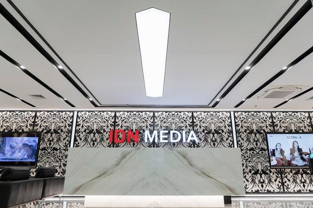 kantor pusat idn media www.tikacerita.com
