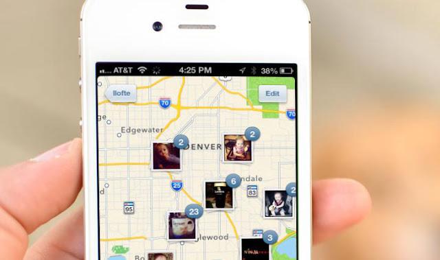 Rumor Instagram akan hapus fitur photo maps
