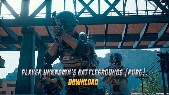 تحميل لعبة ببجى ستيم الاصليه الخاصه بالكمبيوتر Player Unknown's Battlegrounds (PUBG) PC Game