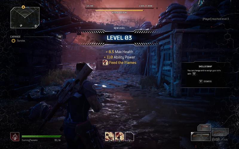 Outriders GamePlay Gaming Tweaks 3