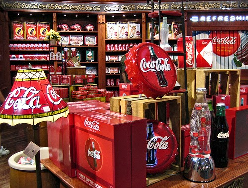 The World of Coca-Cola Store in Las Vegas | Trip Tips Las ...