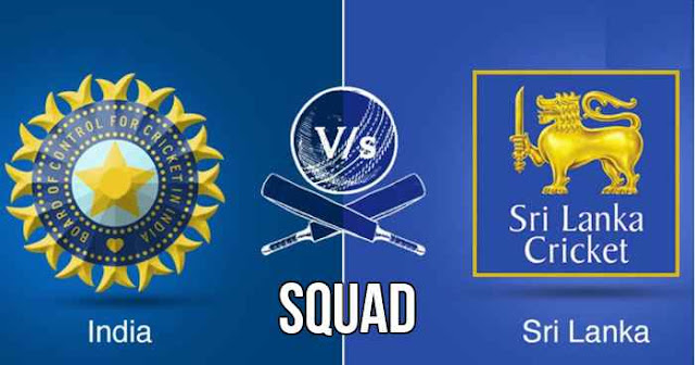 India vs Sri Lanka: Squad for Test, ODI and T20 2017