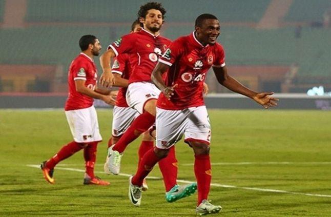 استمرار غياب الحاوى وعودة عبد الحفيظ من ألمانيا الي مران الأهلي لرفع الكفاءة البدنية
